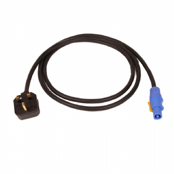 13A to Powercon Cable - 5m